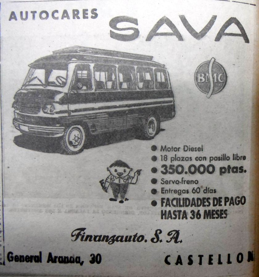 SAVA BMC small