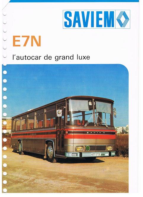 SAVIEM E7N 282-026