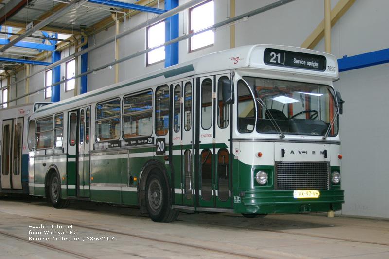 Saviem HTM Specials 612