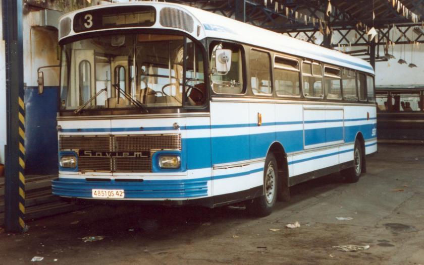SAVIEM S 105