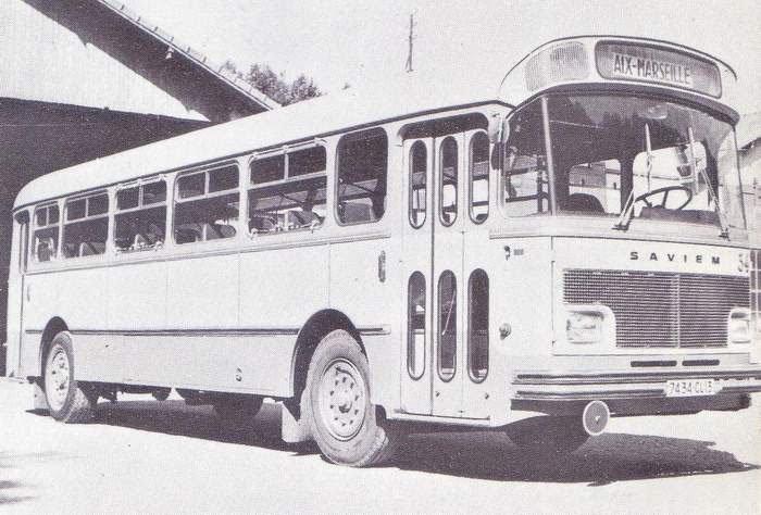 SAVIEM S 45 743