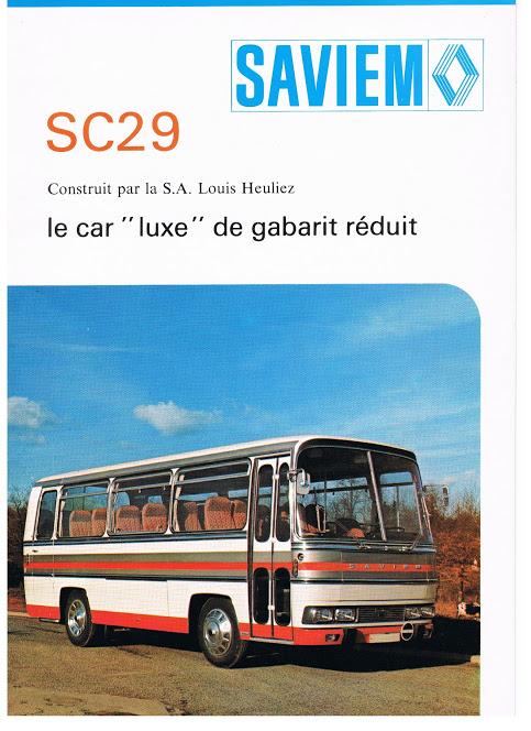 SAVIEM SC29 28029