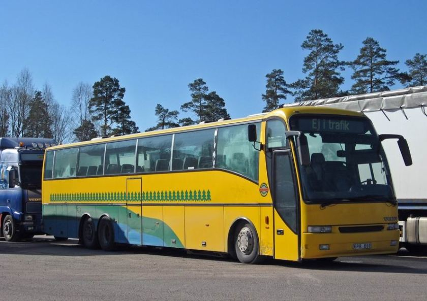 Säfflebussen AB, Säffle - 3978. Orusttrafiken AB - 547. Säffle Kommun