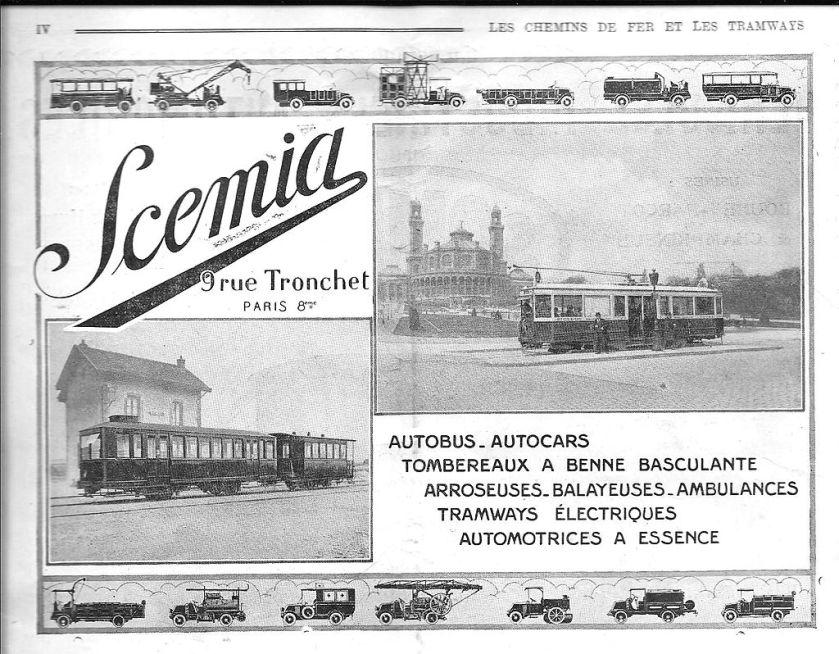 Scemia advertisement