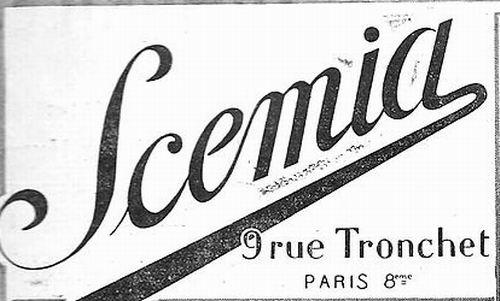 Scemia logo