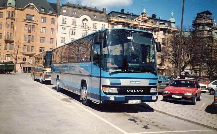 Trafik AB Ingmans Busslinjer, Säffle Swebus AB - 3478