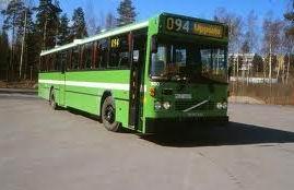 Vid Säffle Karosseri står ett antal nya bussar i väntan på leverans