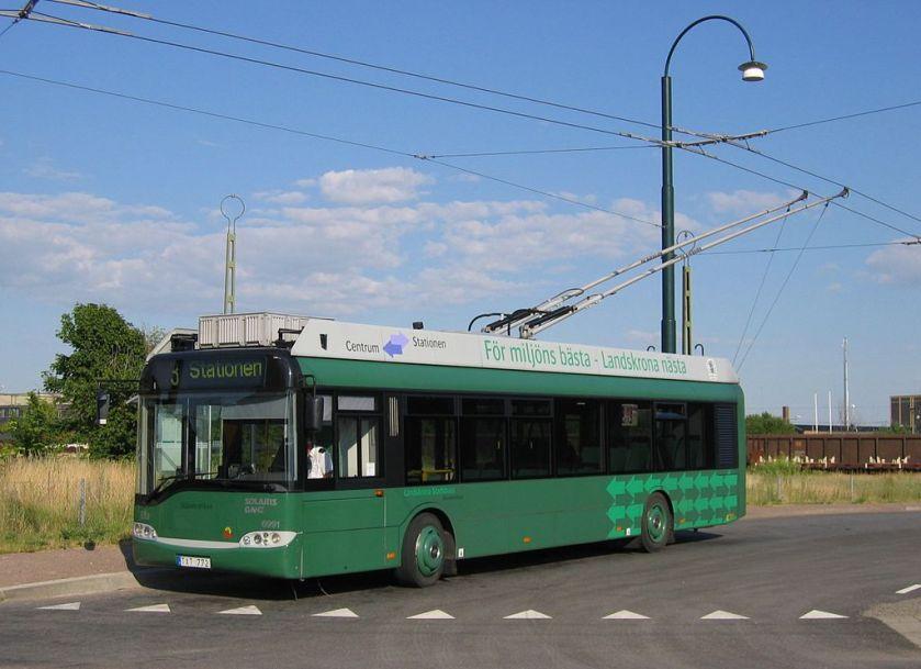 08 Trådbuss_Landskrona
