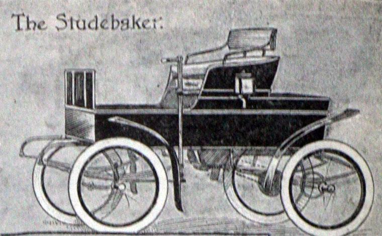 1902 Studebaker