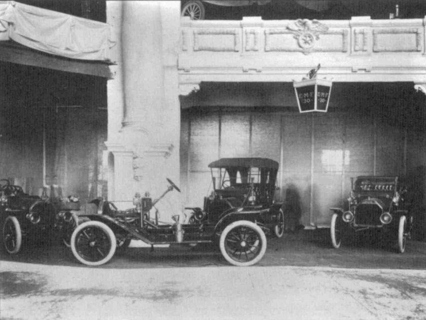 1909 auto show emfs