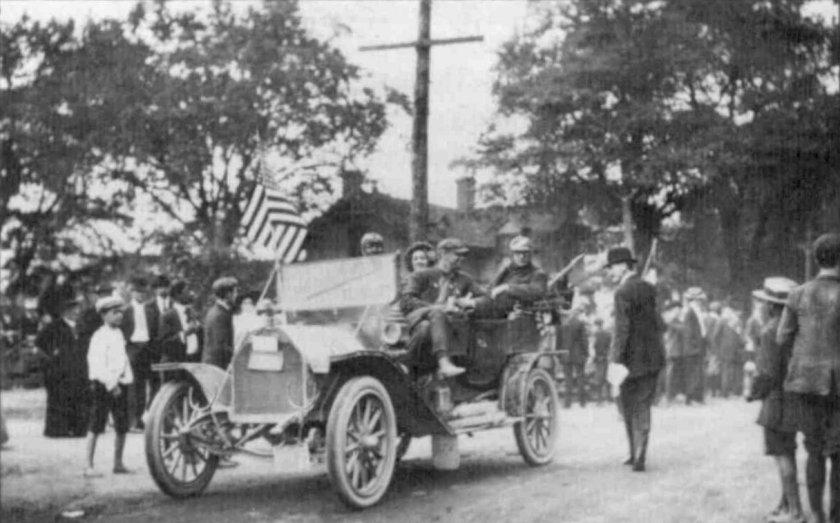 1910 road race emf