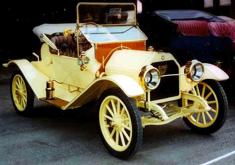 1912 EMF Model 30 Roadster