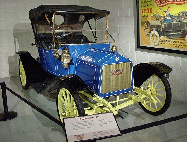 1912 Studebaker Flanders Roadster
