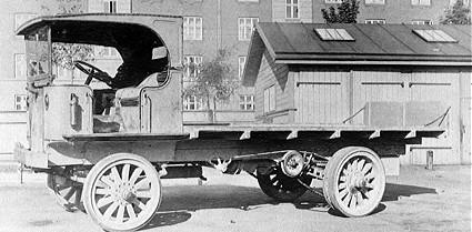 1916 Garford 4x2