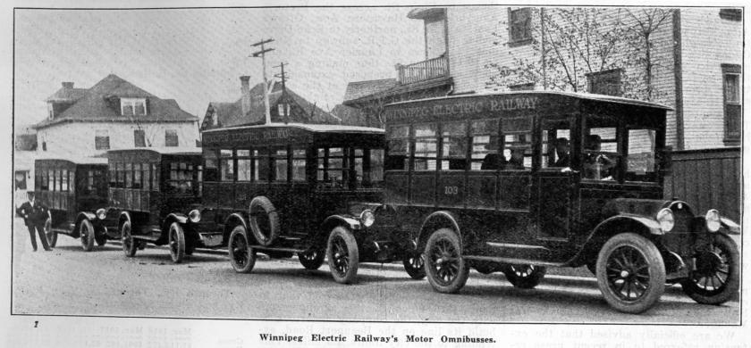 1916 Studebaker 16 pass. winnipeg-WEC101-104buses-crmw