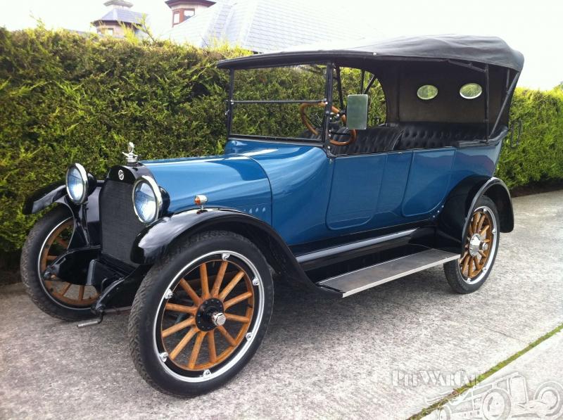 1916 Studebaker SF Tourer a
