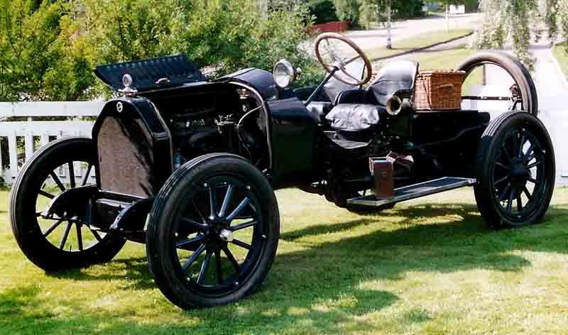 1916 Studebaker Speedster