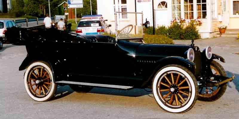 1916 Studebaker Touring