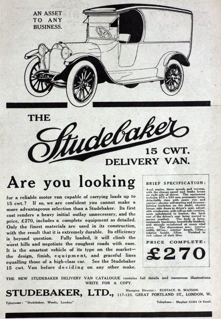 1916 Studebaker
