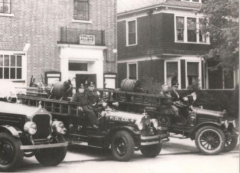 1918 Stewart