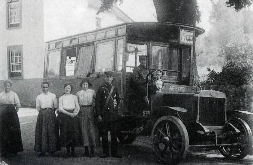1919 Bence Motor Services, Bitton c1919