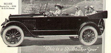1920 Studebaker
