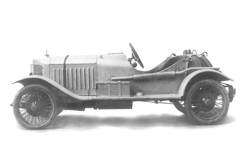 1922 Steyr Targa Florio