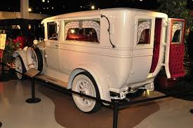 1922 Studebaker Big Six Child's Hearse