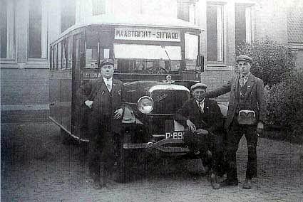 1923 Studebaker van Maessen