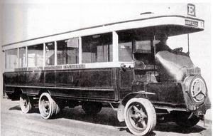 1924 Somua express