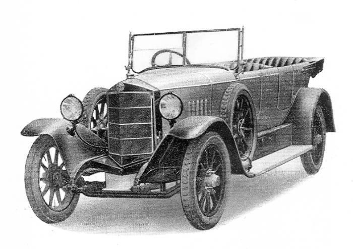 1924 Steyr V - 1924