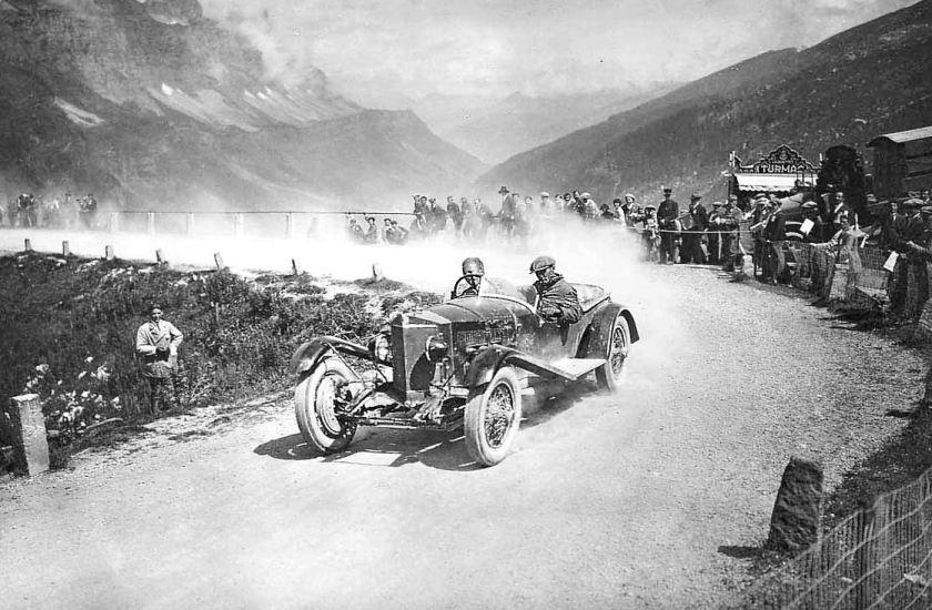 1924 Steyr VI 3.3 ltr a