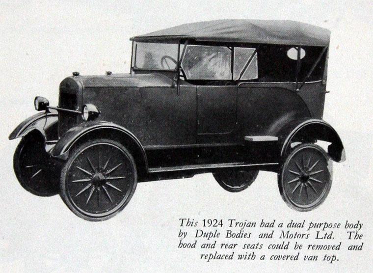 1924 Trojan a