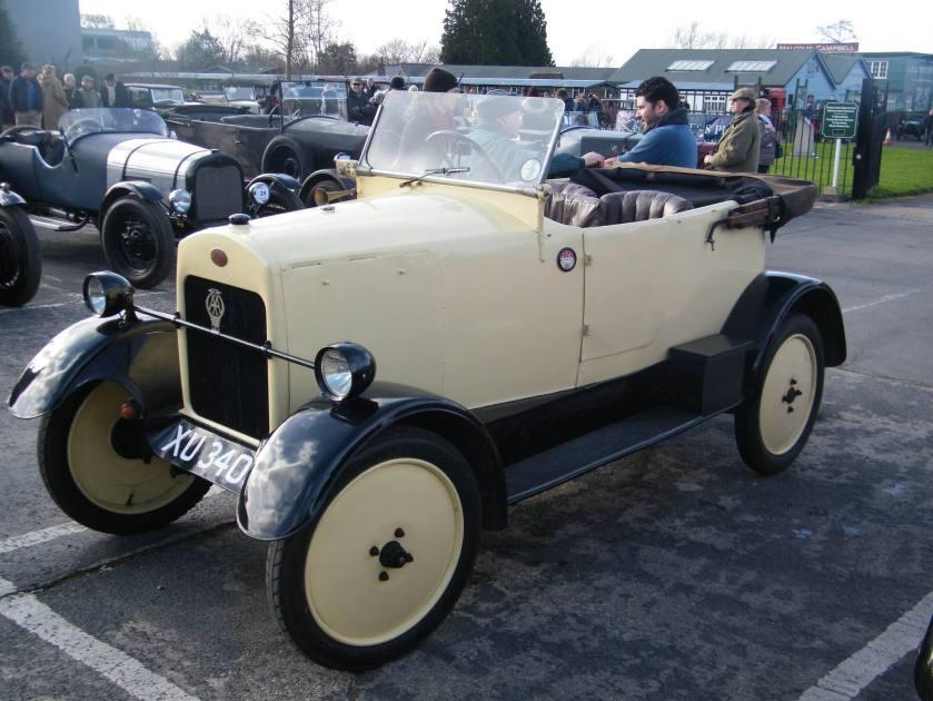 1924 Trojan Utility 4-seater Chummy