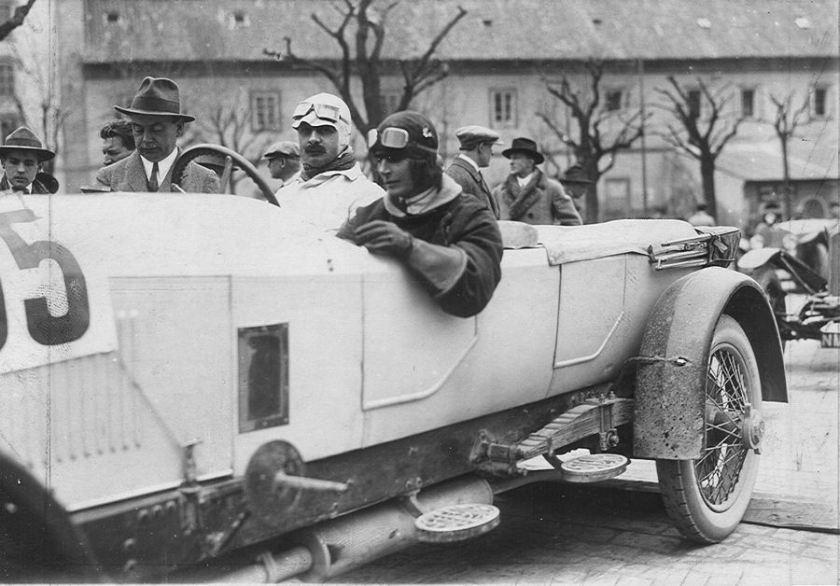1925 Steyr VI 3.3 ltr