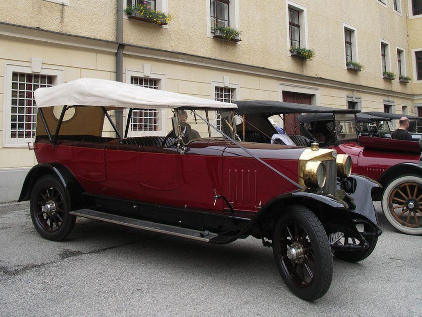 1925 SteyrVII