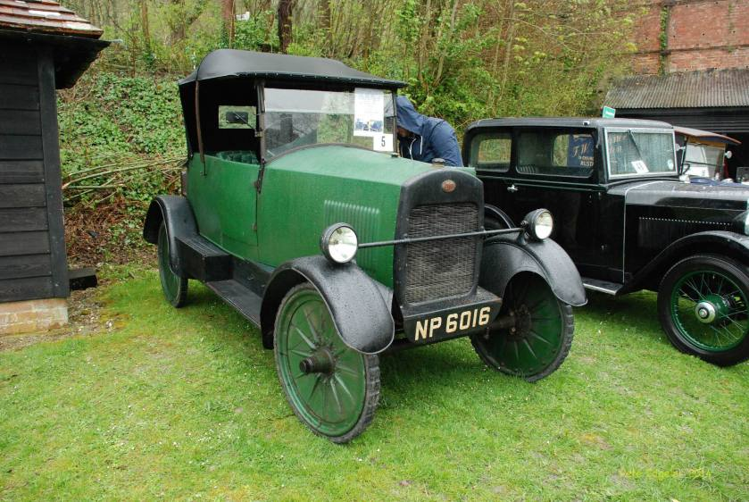 1925 Trojan Utility NP6016