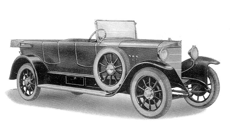 1926 Steyr Typ VII