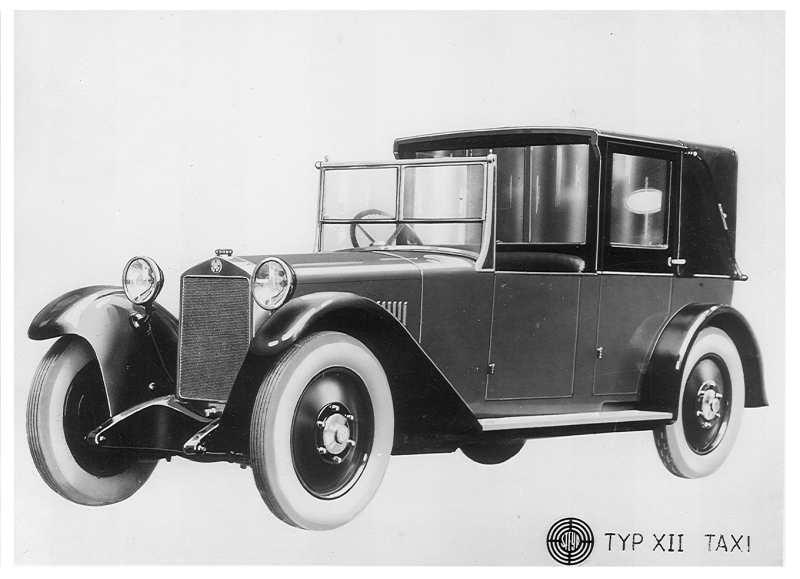 1926 Steyr XII b3