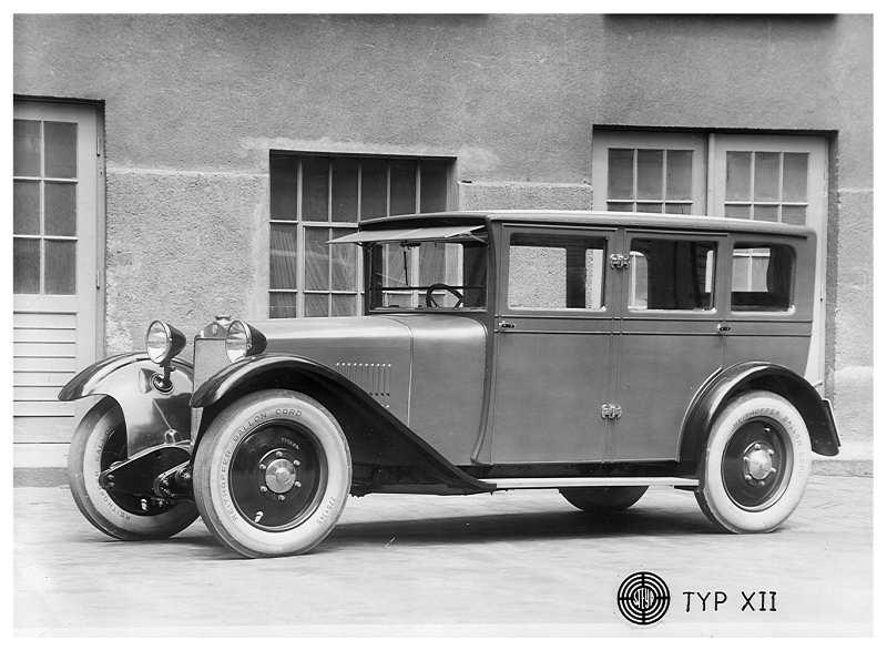 1926 Steyr XII_b1
