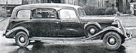 1926 studebaker hearse