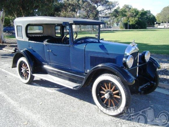 1926 Studebaker Six Duplex Phaeton