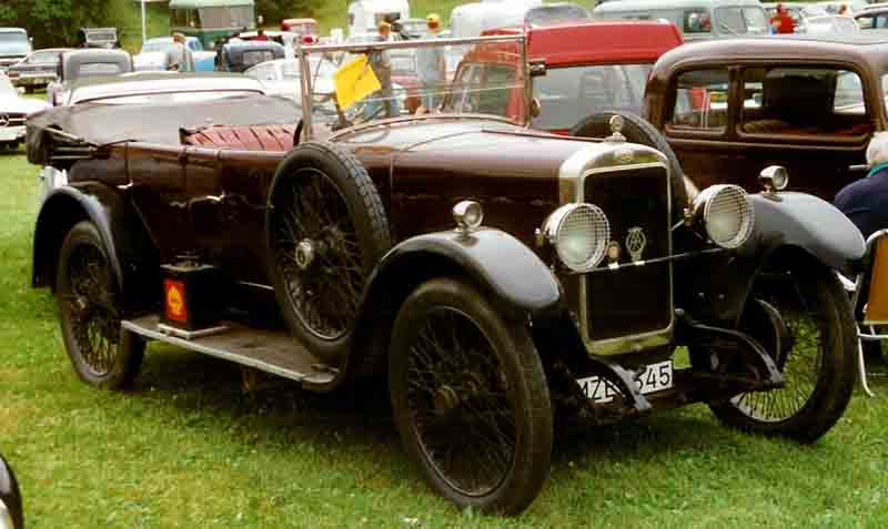1926 Sunbeam 14 40 Tourer