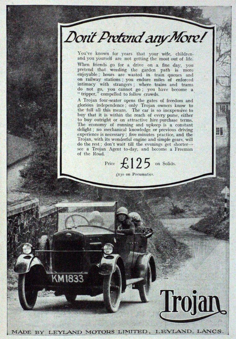 1926 Trojan