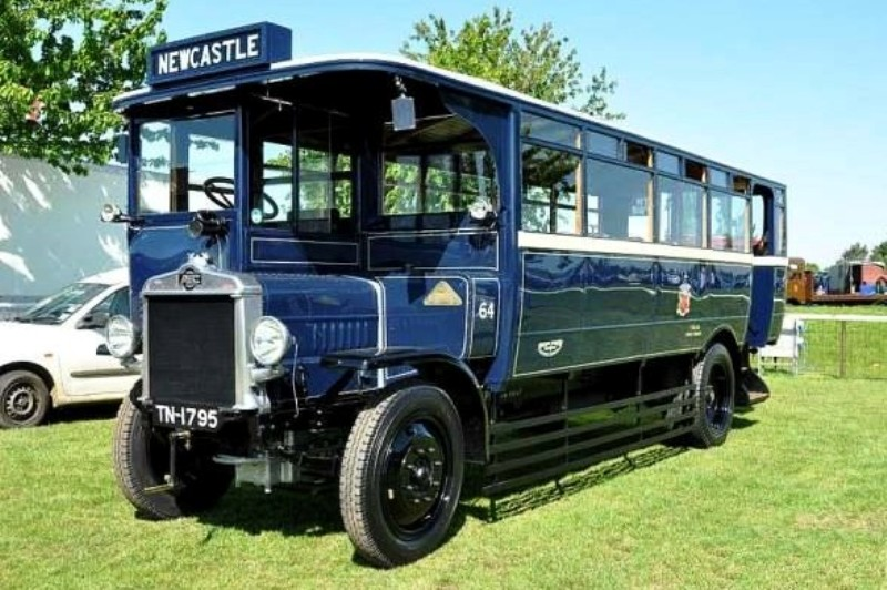 1927 AEC OC14 Strachan + Brown of Acton