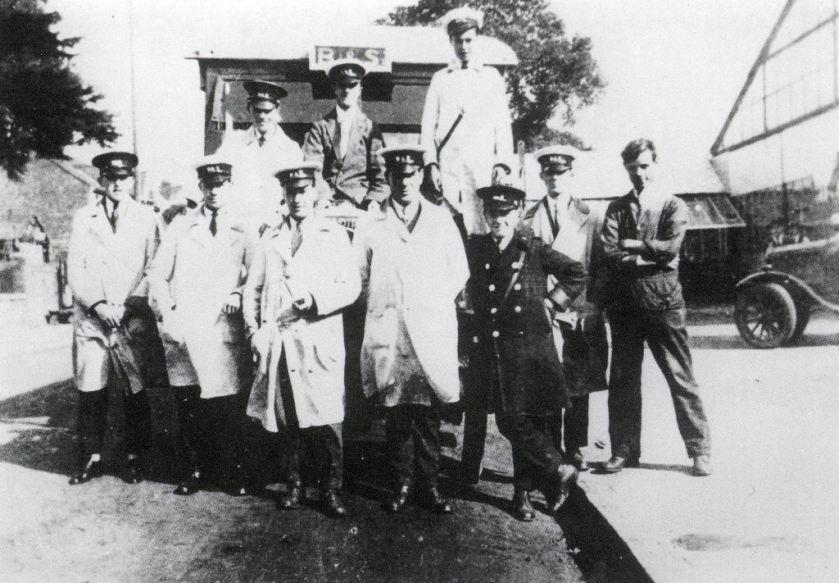 1927 Bence Motor Services, Hanham