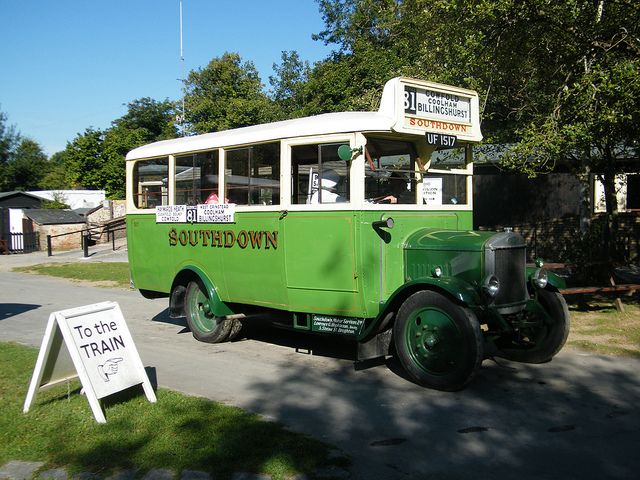1927 Dennis 30 cwt. Short Bros. Single Decker