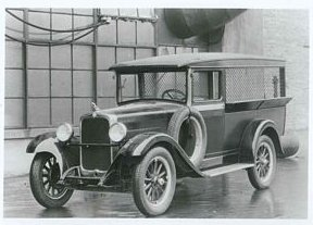 1927 Studebaker Hearse
