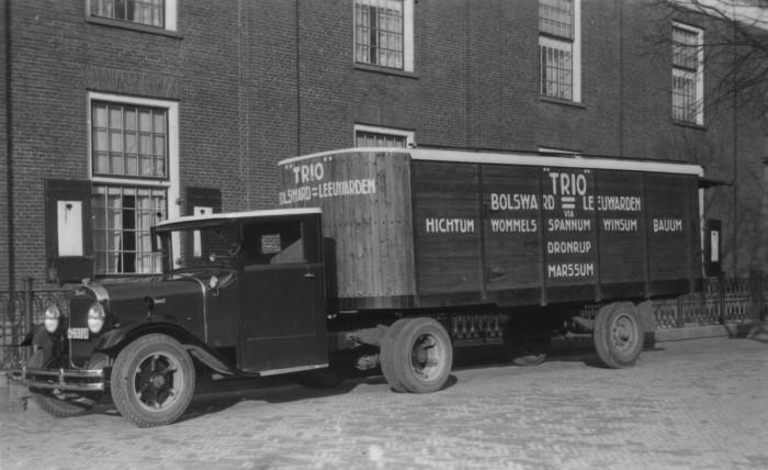 1928 Stewart vrachtauto B-6376