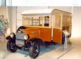 1928 Wiedman Camp Body on Stewart Truck Chassis
